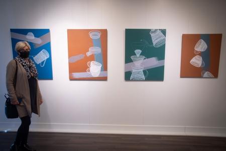 50 éves a Zichy iparművészeti jubileumi kiállítás