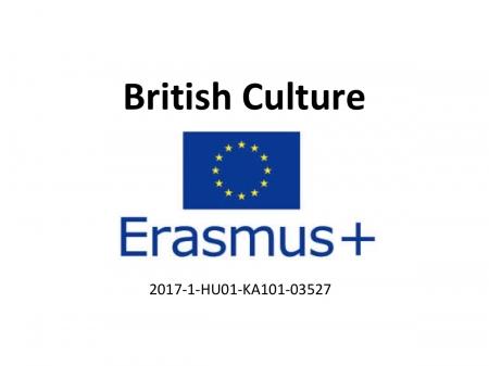 Erasmus plus, Brit kultúra, beszámoló _1