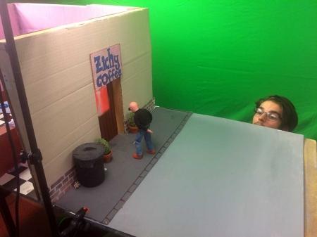 Báb animáció
